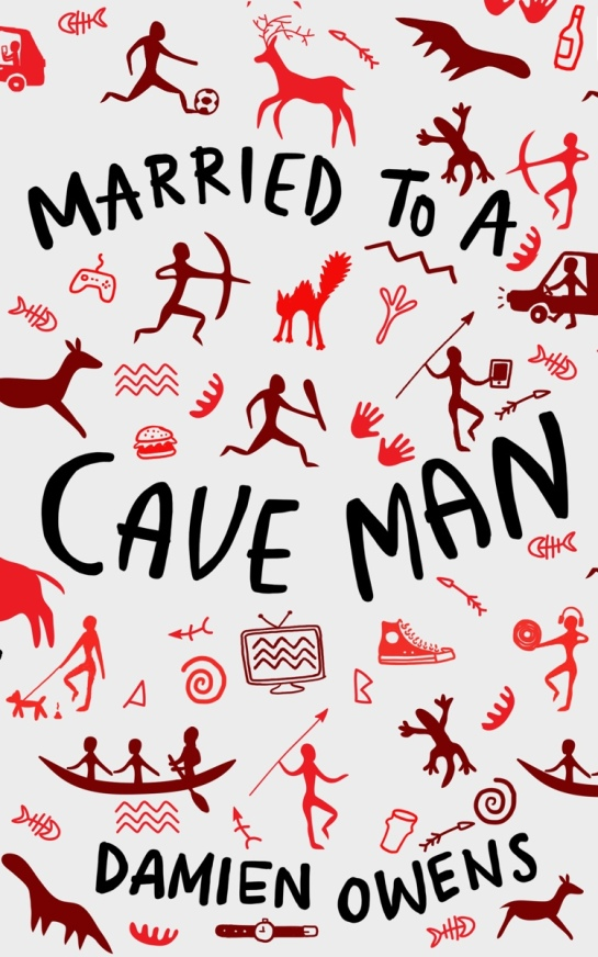Married to a Cave Man Front Cover - Smaller.jpg